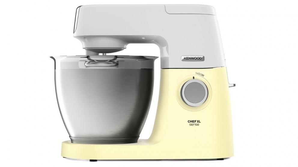 Kenwood Chef Sense XL Mixer - Yellow