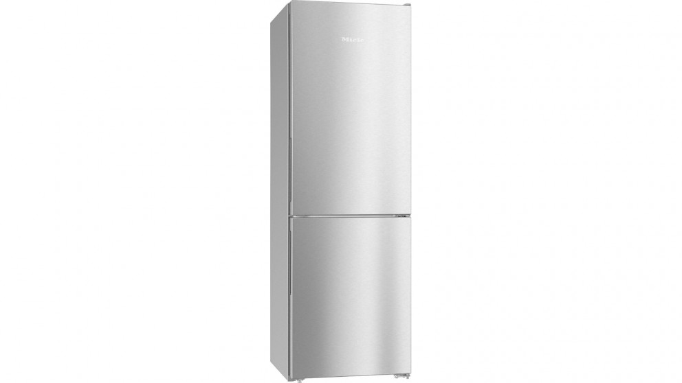 Miele 340L Bottom Mount Fridge with Dynamic Cooling - CleanSteel