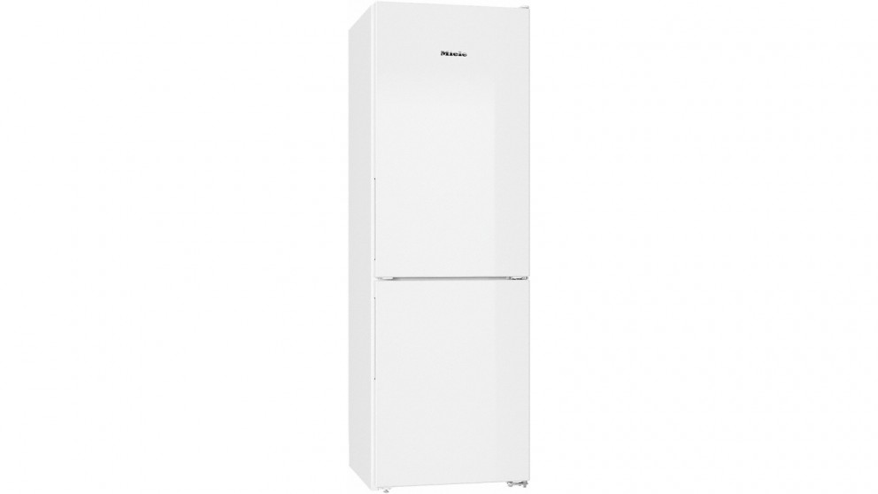 Miele 340L Bottom Mount Fridge with Dynamic Cooling - White