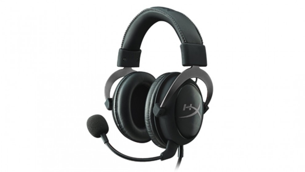 Kingston HyperX Cloud 2 Core Gaming Headset - Gun Metal