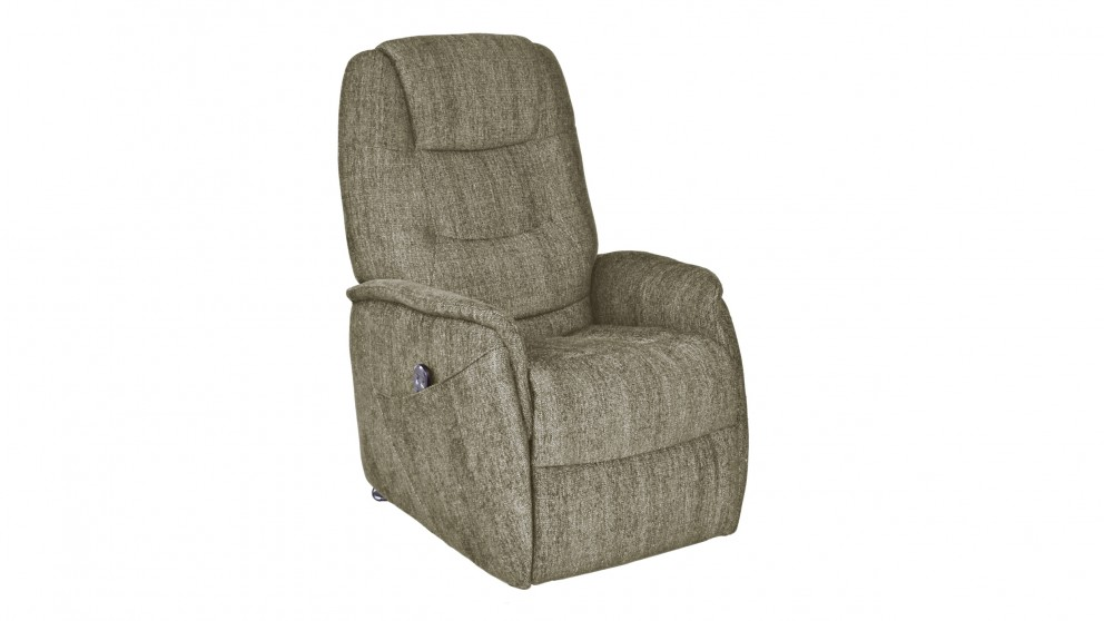 Kingsford Fabric Dual-Motor Lift Chair