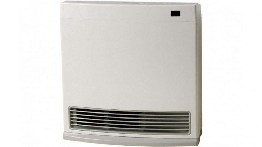 Rinnai Dynamo 15 Unflued Natural Gas Convector Heater - White