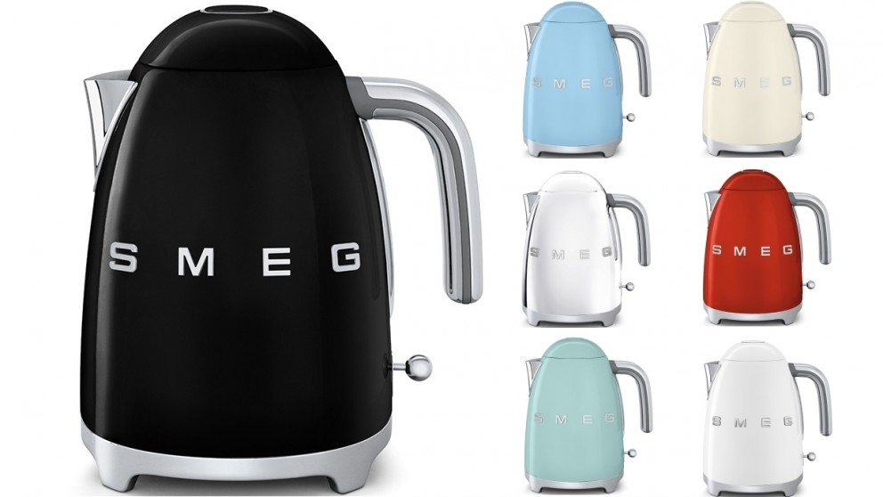 Buy Smeg 50 S Style Badged Kettle Harvey Norman Au