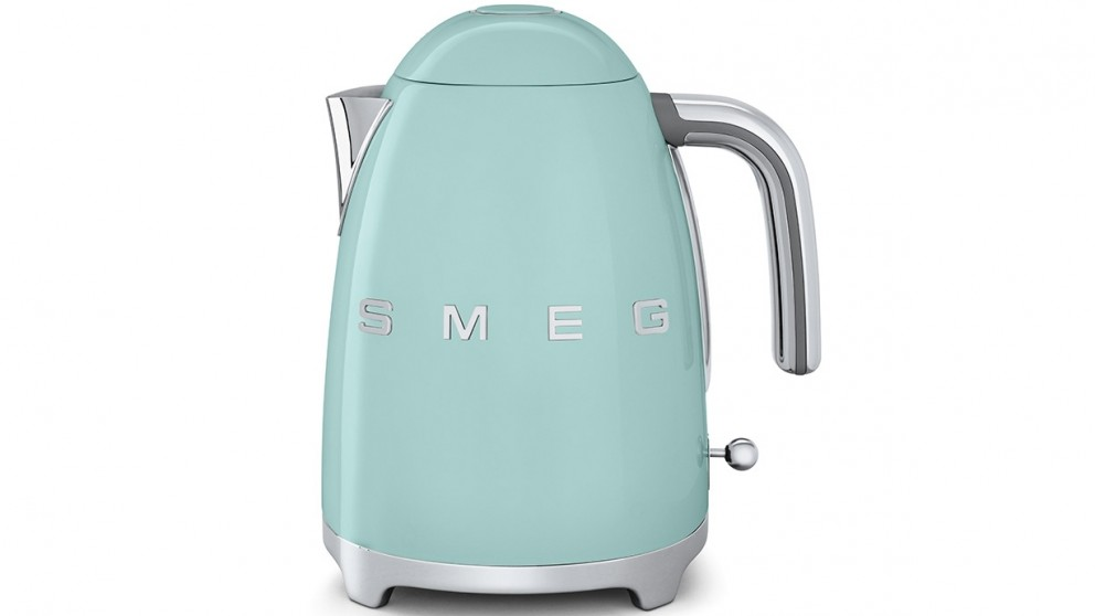 Smeg 50's Style Badged Kettle - Green