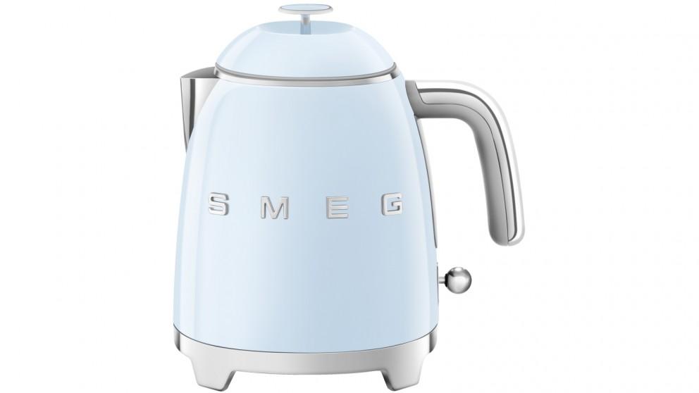 Smeg Mini Kettle - Pastel Blue