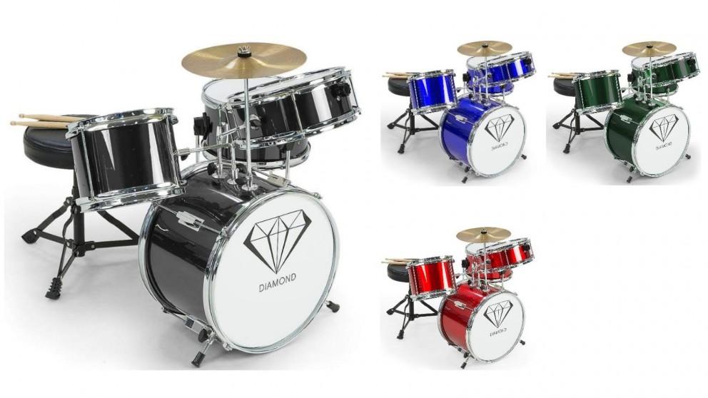 Karrera Children's 4 Pieces Drum Kit