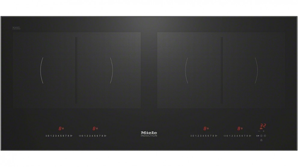 buy miele 910mm induction cooktop