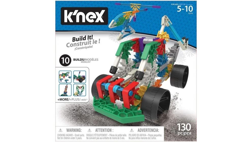 K'Nex 10 N 1 Building Set