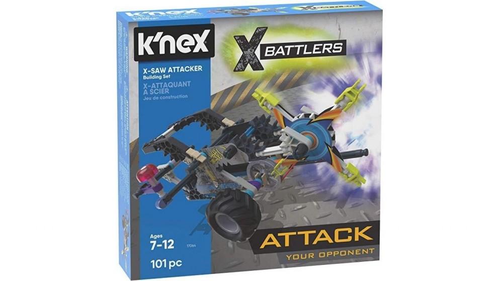 K'Nex X Battlers Assortment VPK4