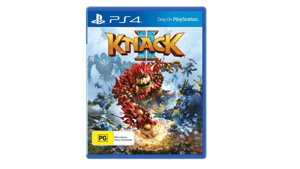 Knack 2 - PS4