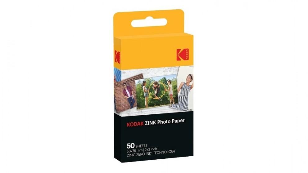 Kodak Printomatic Media 50 pack