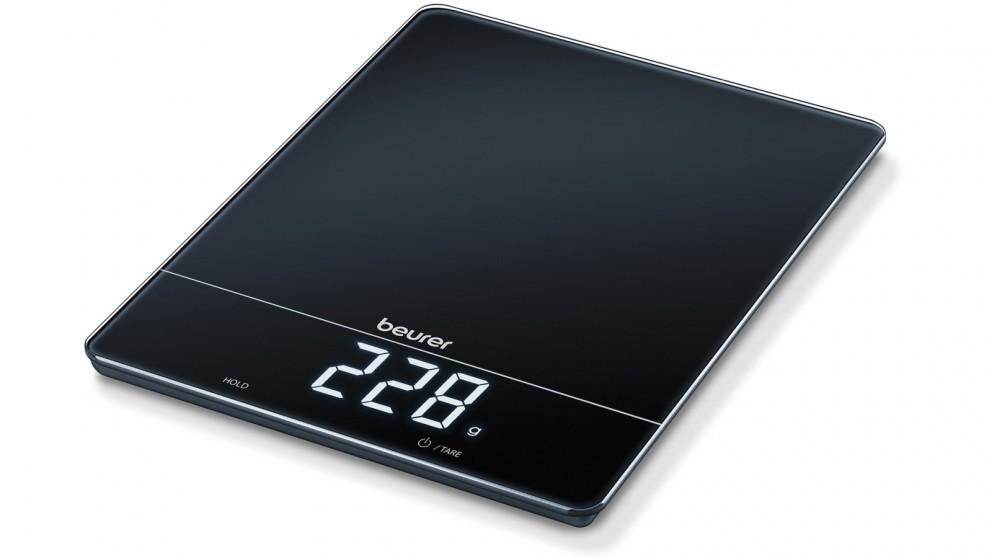 Beurer KS34 Glass Digital Kitchen Scale