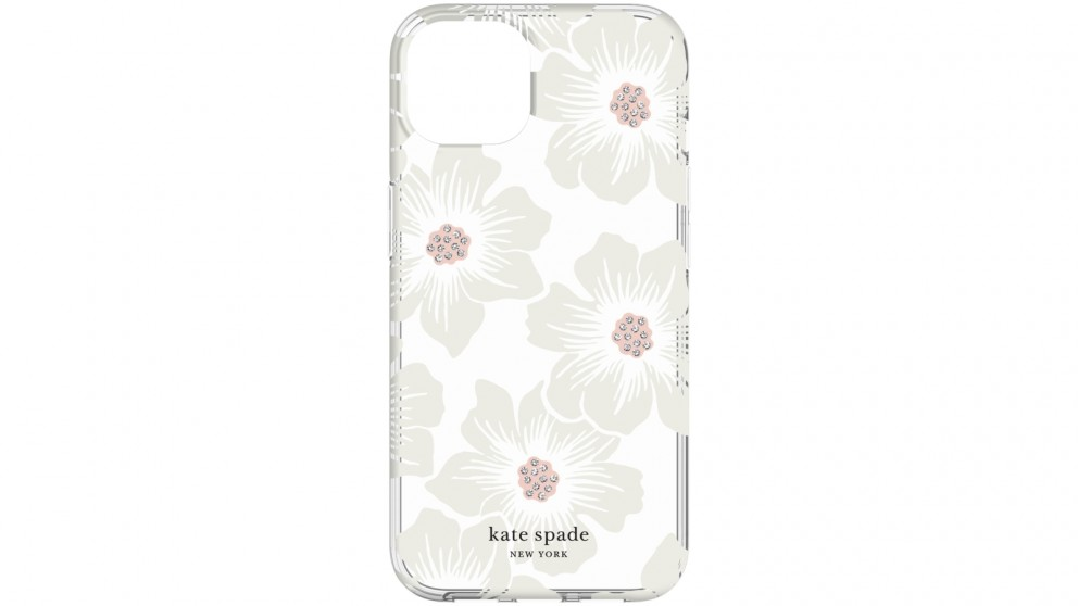 Kate Spade New York Case for iPhone 13 - Flower