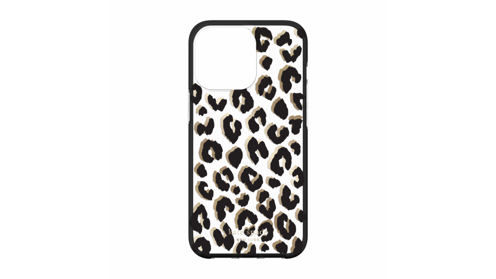 Kate Spade New York Case for iPhone 13 Pro - Leopard