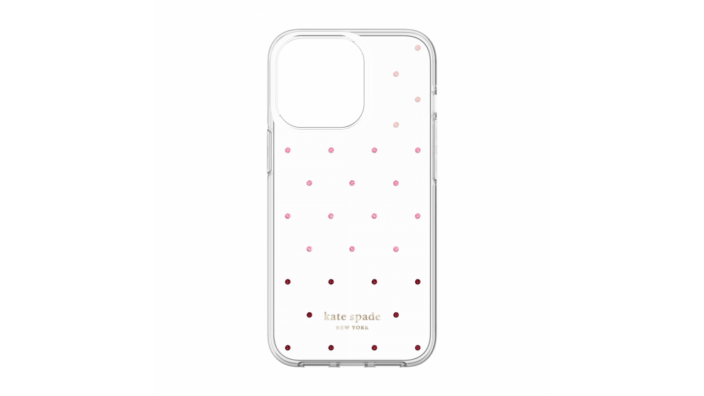 Kate Spade New York Case for iPhone 13 Pro - Pin Dot Ombre