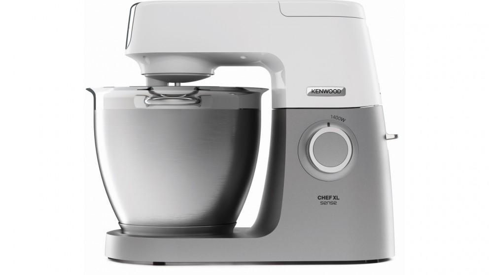 Kenwood Chef Sense XL Mixer - Silver