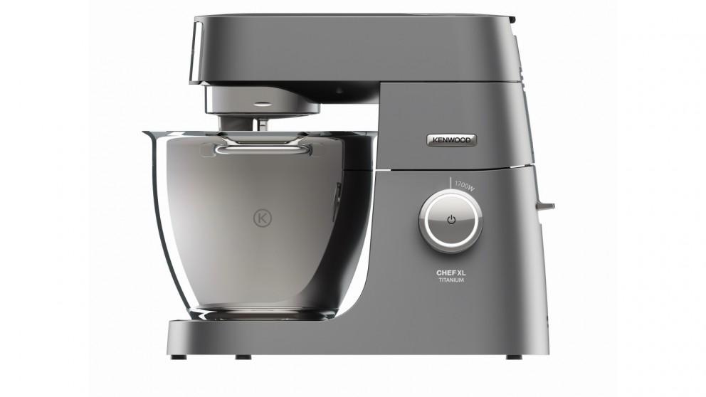 Kenwood Chef XL Titanium Mixer - Silver