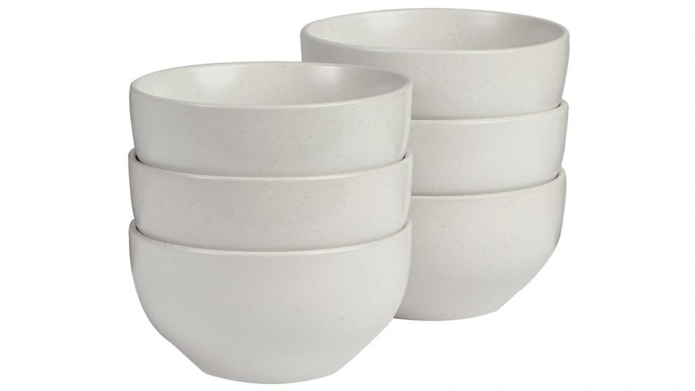 Cooper & Co. 13cm Mari Bowl White - Set of 6