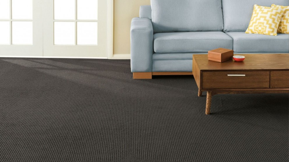 SmartStrand Forever Clean Natural Intuition Mineral Brown Carpet Flooring