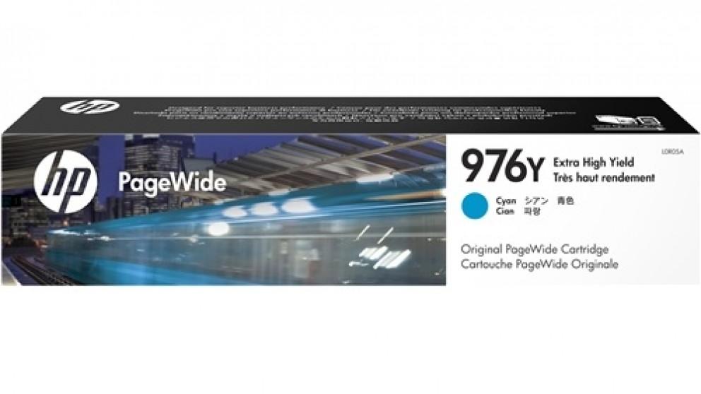HP 976Y PageWide Ink Cartridge - Cyan