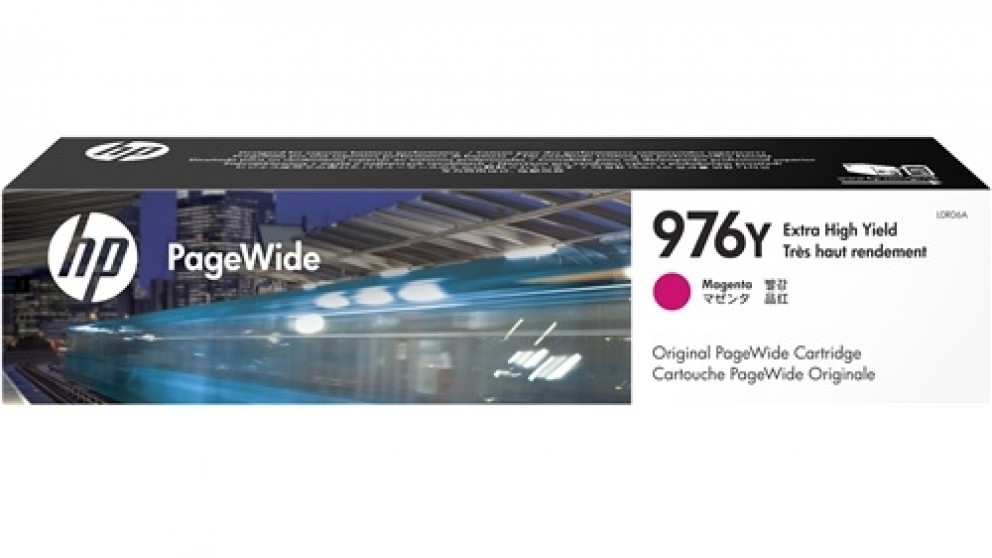 HP 976Y PageWide Ink Cartridge - Magenta