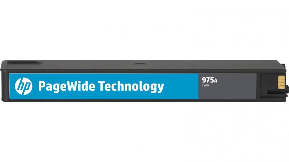 HP 975A PageWide Cartridge - Cyan