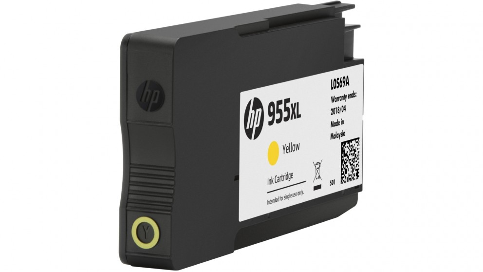 HP 955 XL High Yield Yellow Ink Cartridge