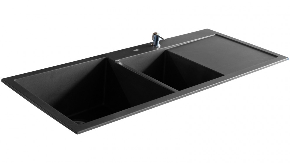 Cheap Reginox Amsterdam 1 34 1 Tap Hole Sink With Right Hand