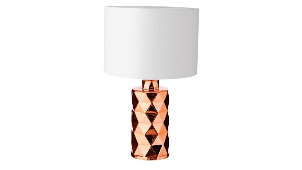 Porter Copper Bedside Lamp