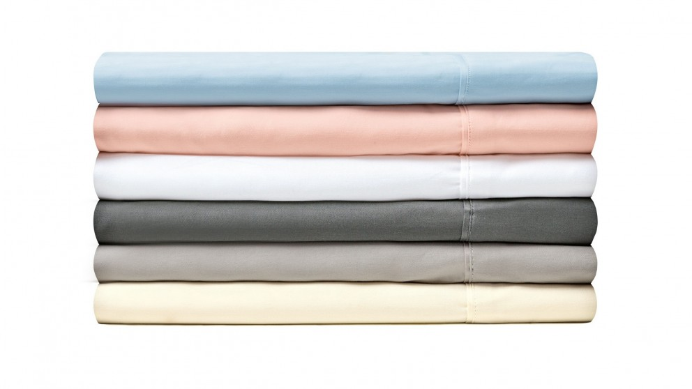 L'Avenue 300 Thread Count Blush Standard Pillow Case