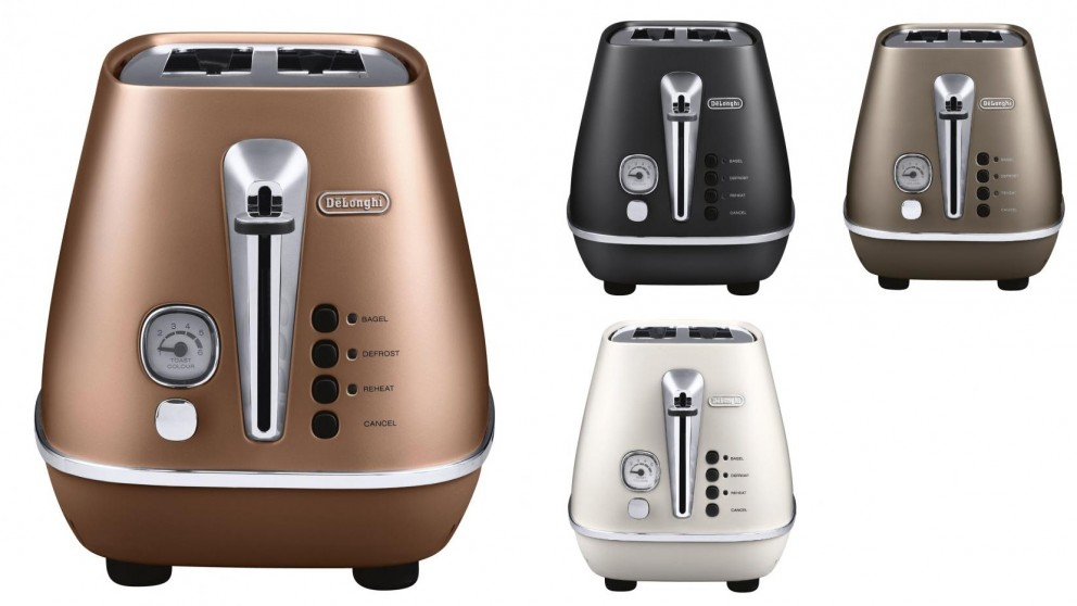 DeLonghi Distinta 2 Slice Toaster
