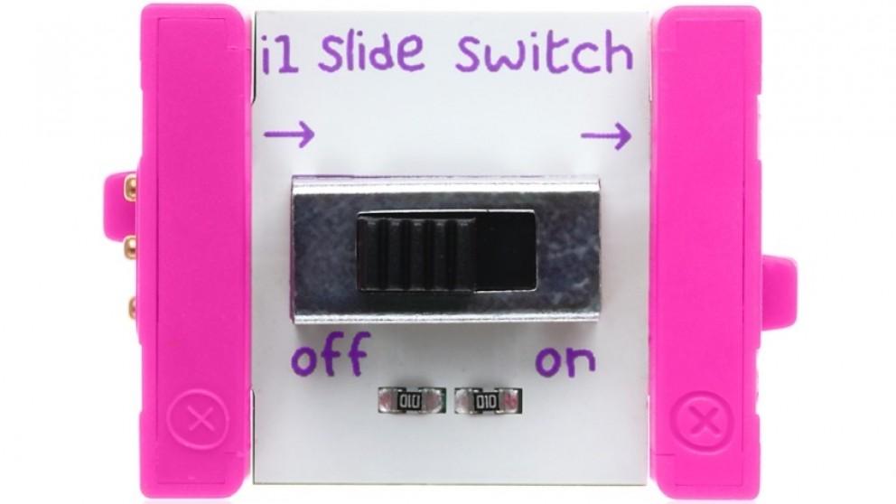 littleBits Input Bits Slide Switch