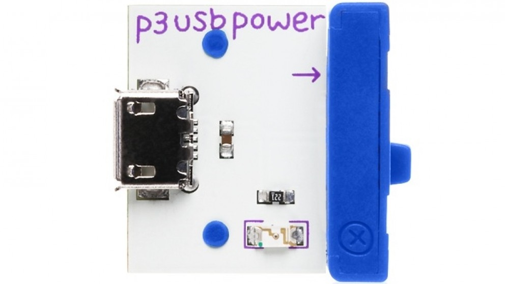 littleBits P3 USB Power