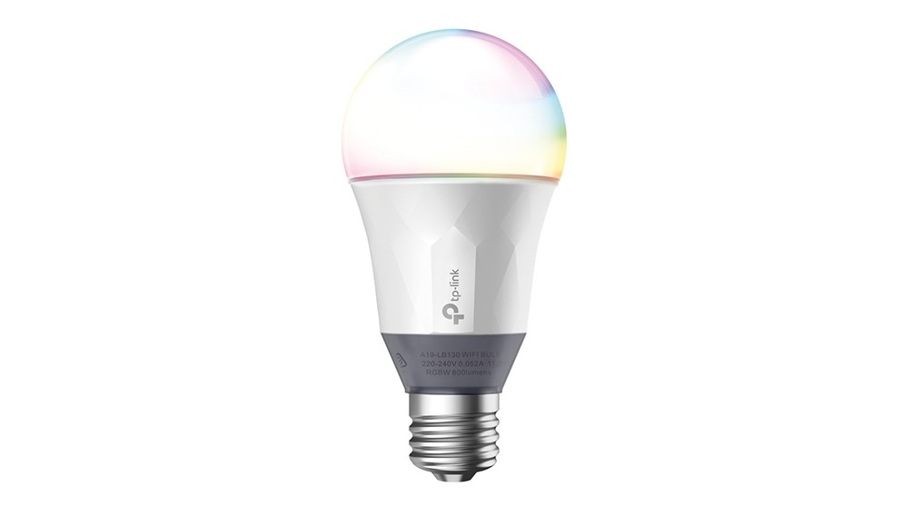 TP-Link Smart WiFi E27 Edison Fitting LED Bulb with Colour Changing Hue