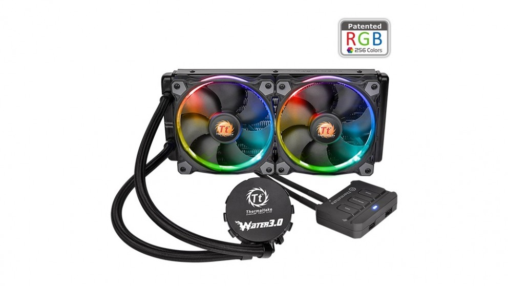 Thermaltake Water 3.0 Riing RGB 280 CPU Liquid Cooler