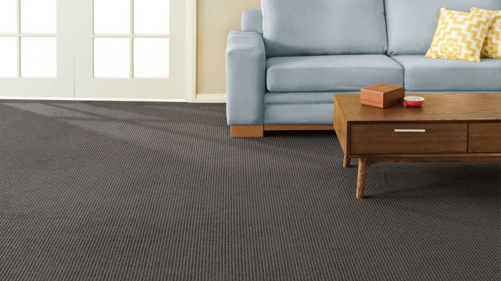 SmartStrand Forever Clean Natural Intuition Shadow Taupe Carpet Flooring