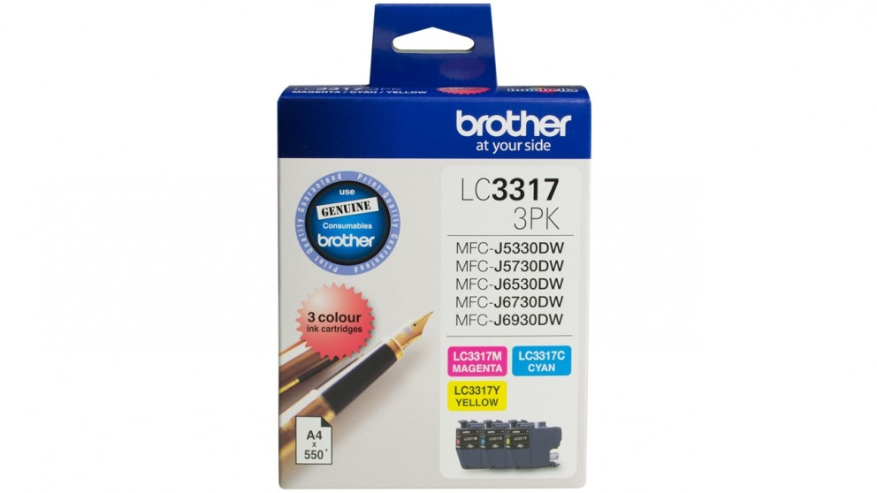 Brother LC-3317 Colour Value Pack