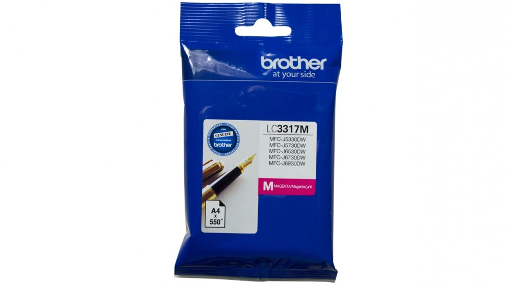 Brother LC-3317 Ink Cartridge - Magenta