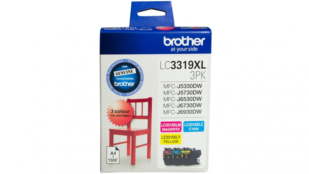 Brother LC-3319XL Colour Value Pack