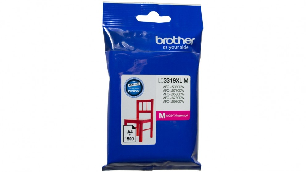 Brother LC-3319XL Ink Cartridge - Magenta