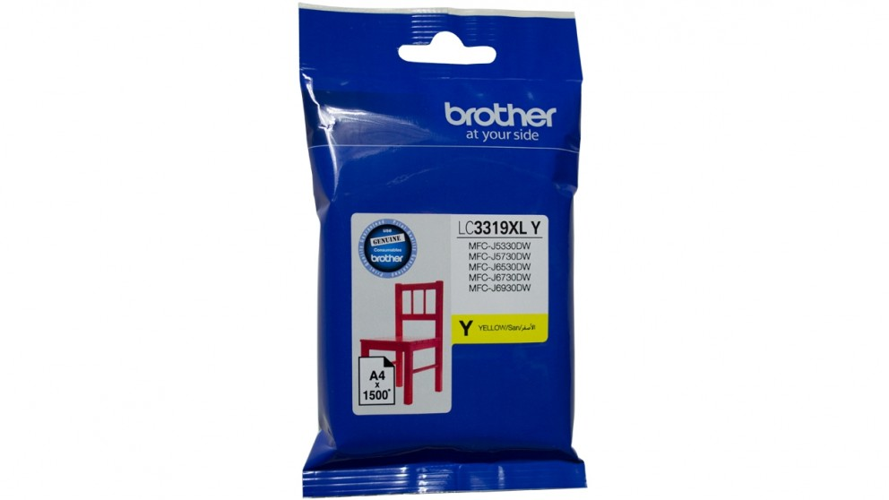 Brother LC-3319XL Ink Cartridge - Yellow