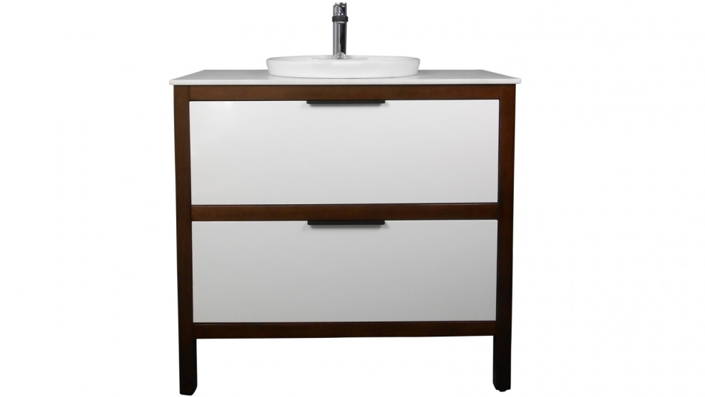 Ledin Sheriton 1200mm Vanity with Solid Surface Top