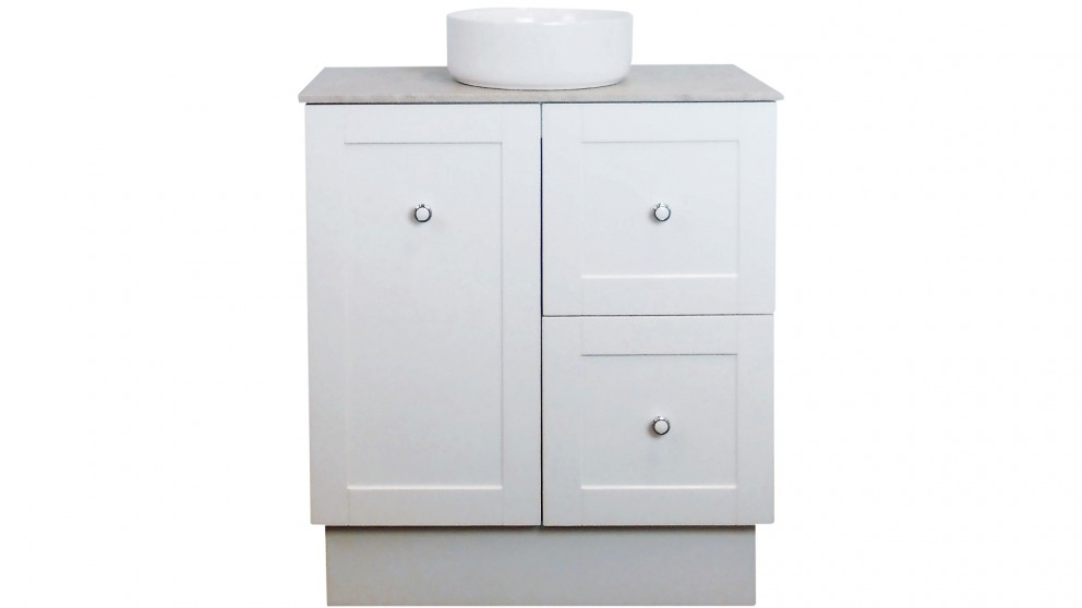 Ledin Stamford Ensuite 750mm Vanity with Solid Surface Bench Top
