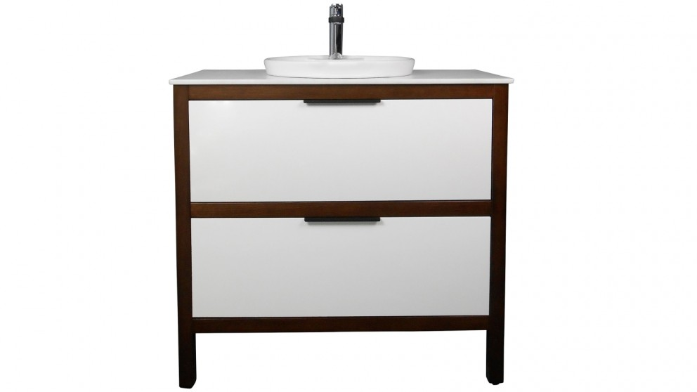 Ledin Sheriton 900mm Vanity with Solid Surface Top