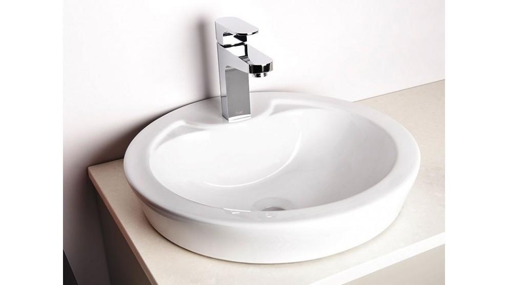 Ledin Candy Round Ceramic Basin