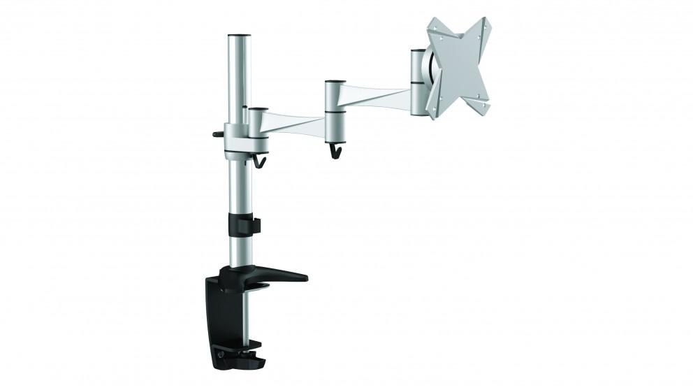 "Brateck Elegant Single LCD Flexi Arm Monitor Mount - 13"" - 27"""
