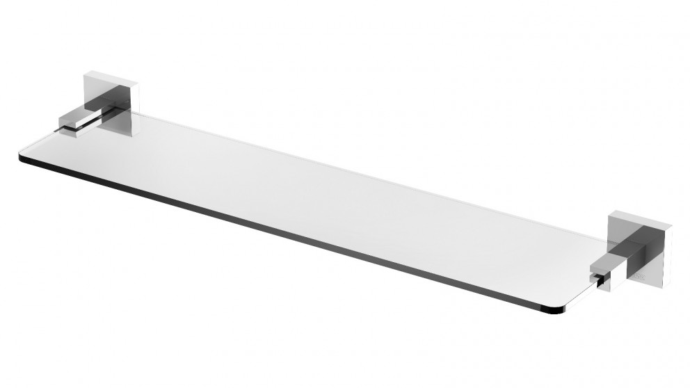 Phoenix Lexi Glass Shelf - Chrome