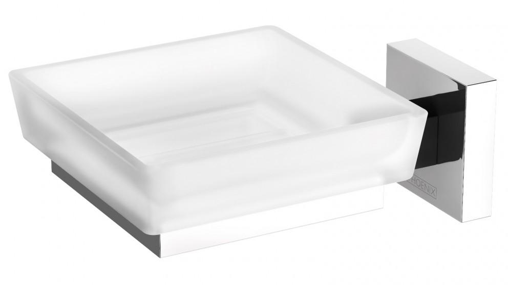 Phoenix Lexi Soap Dish  - Chrome