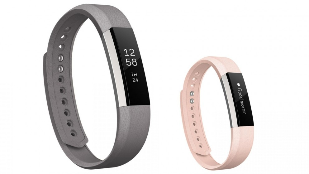 Fitbit Alta Large Fitness Leather Wristband