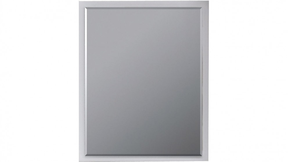 Ledin 550 White Framed Mirror